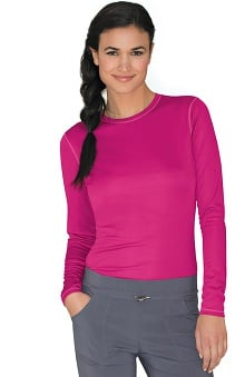 Clearance Urbane Performance Women's Long Sleeve T-Shirt with Cover stitch