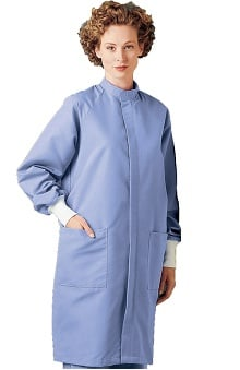 Landau Unisex Barrier Long Lab Coat