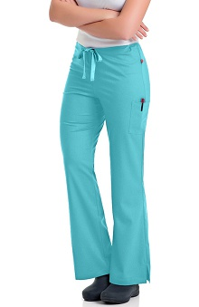 Clearance Urbane Ultimate Women's Emily Cargo Scrub Pant
