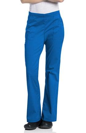 Urbane UFlex Women's Drawstring Patch Pocket Scrub Pant