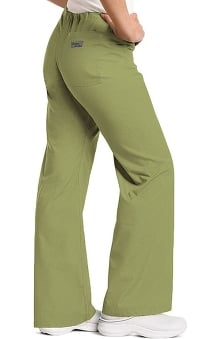 3XL: Urbane Women's Essentials Boot Cut Scrub Pants