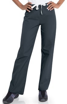petite: Urbane Women's Essentials Boot Cut Scrub Pants