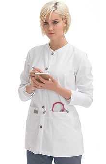 Urbane Essentials Women's Jacket Lab Coat