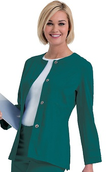 Urbane Ultimate Women's Mindi Ultimate Snap Front Scrub Jacket
