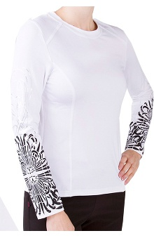Smitten Women's Fresh Ink Long Sleeve T-Shirt