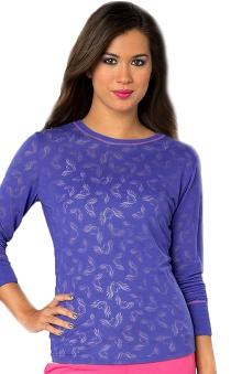 Clearance Smitten Women's Long Sleeve Jealous Print T-Shirt