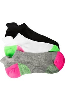 Smitten Women's Tab Top Sock 3-Pack