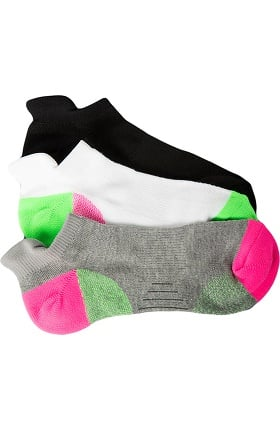 Clearance Smitten Women's Tab Top Sock 3-Pack