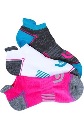 Urbane Performance Women's Ankle Sock 3 Pack