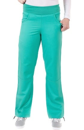 ERGO by LifeThreads Women's Yoga Knit Waistband Scrub Pant