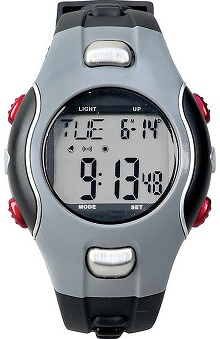 accessories: Mabis Heart Rate Monitor Watch