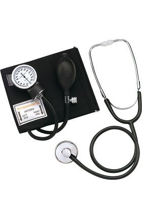 Mabis Two-Party Home Blood Pressure Kit