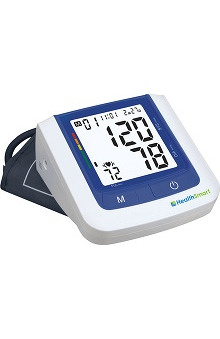 Mabis HealthSmart Automatic Blood Pressure Arm Cuff