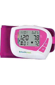 Mabis Women's Automatic Digital Wrist Blood Pressure Monitor