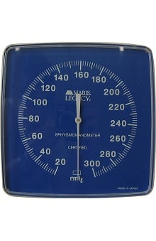 Mabis Legacy Wall Clock Aneroid Sphygmomanometer