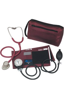 Mabis Matchmates Lightweight Stethoscope And Sphygmomanometer Kit