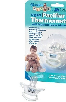 Mabis Tendertemp Tendertykes Digital Thermometer