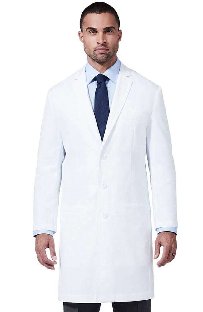 Medelita Men's M3 E. Wilson Slim Fit Lab Coat   allheart.com