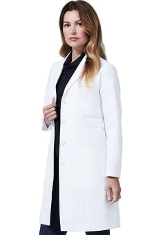 "Medelita Women's M3 Emma W. Classic Fit 36"" Lab Coat"