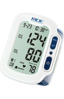 MDF® Lenus® Digital Wrist Blood Pressure Monitor