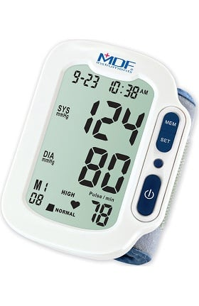 MDF Instruments Lenus® Digital Wrist Blood Pressure Monitor