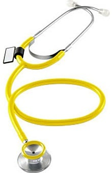 stethoscopes: MDF Instruments Single Patient Dual Head Stethoscope 10 Pack