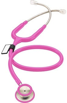 MDF® MD One Epoch Titanium Dual Head Stethoscope
