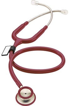 Clearance MDF® MD One Epoch Titanium Dual Head Stethoscope