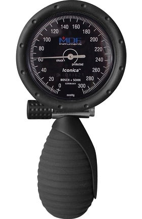 MDF Instruments Iconica™ Palm Aneroid Sphygmomanometer