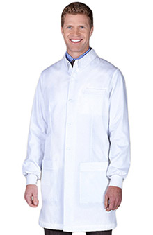Plus Size new: Medelita Men's Fauchard Dental Lab Coat