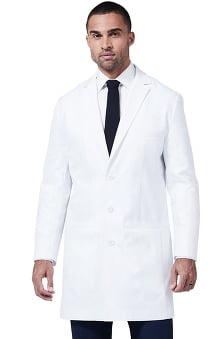 Medelita Men's M3 H.W. Cushing Slim Fit Lab Coat