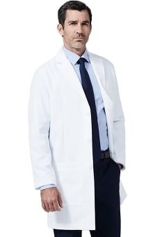"Medelita Men's M3 Laennec Classic Fit 40"" Lab Coat"