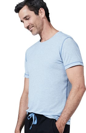 Medelita Men's Core One Short Sleeve Underscrub  T-Shirt