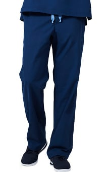 Clearance Medelita Men's Fly Front Straight Leg Pant
