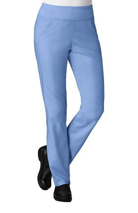 EON Women's COOLMAX® Knit Waistband Pure® Yoga Scrub Pant