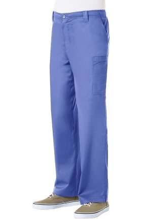 Maevn Uniforms Men's Zip Front Cargo Scrub Pant
