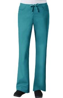tall: Core by Maevn Women's Flare Leg Scrub Pant