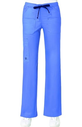 Blossom by Maevn Women's Utility Cargo Scrub Pant