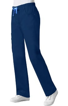 tall: Blossom by Maevn Women's Multi Pocket Comfort Utility Pant