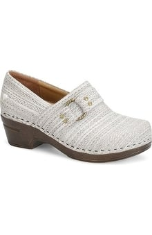 Nurse Mates Women's Dakota Faux Buckle Shoe