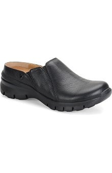 Nurse Mates Women's Leah 3/4 Back Slip-On Shoe