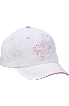 Clearance Nurse Mates Women's Peace Love Ball Cap