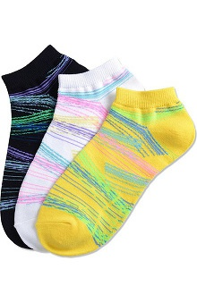 Nurse Mates Women's Novelty Socks 3 Pack
