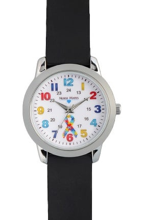 Nurse Mates Women's Autism Awareness Watch