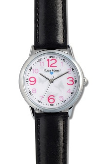 Nurse Mates Women's Butterfly Shadow Watch