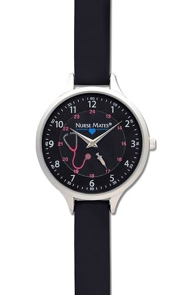 Nurse Mates Women's Rotating Stethoscope Watch