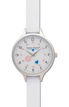 Nurse Mates Women's Rotating Heart Watch