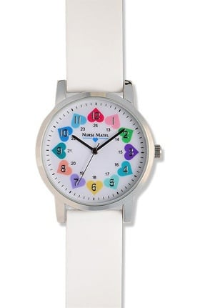 Nurse Mates Women's Kate Heart Watch