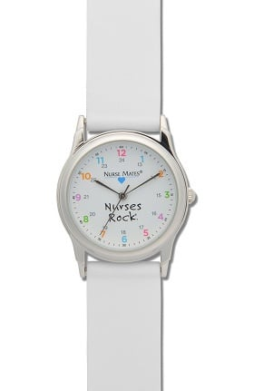 Nurse Mates Women's Nurses Rock Watch