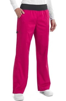 Nurse Mates Women's Sara Yoga Pull-On Scrub Pant